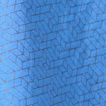 Image de Invisible skyscraper black cloth