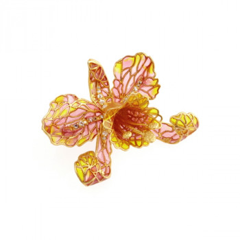 Image of FLOWER BROOCH
