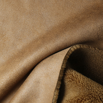 Image of Vintage Leather Double Face