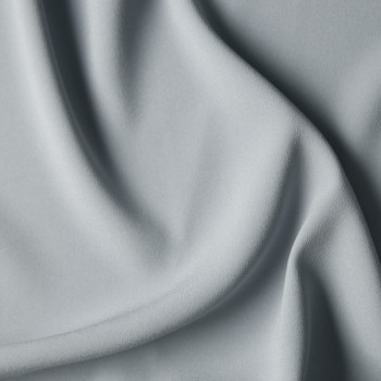 Image of Triacetate/Recycle polyester mix BACK SATIN CREPE
