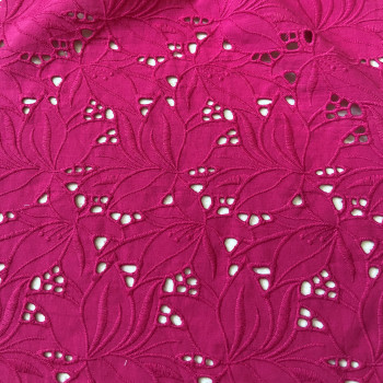 Image of eyelet embroidery