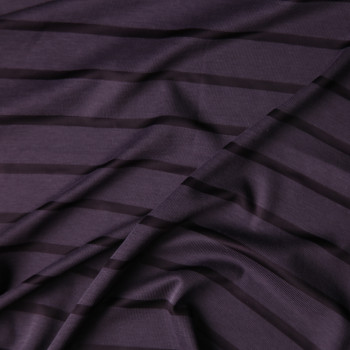Image of Fluid and Striped interlock