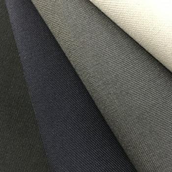 Image of ECO Washable Wool/PE Gabardine - piece dye